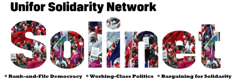 Unifor Solidarity Network